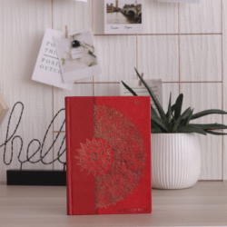 "Блокнот TM Profiplan ""Red notebook"", A5"